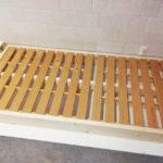 ダボ継ぎ初挑戦♪2×4(ツーバイフォー)材でベッドをDIYしました